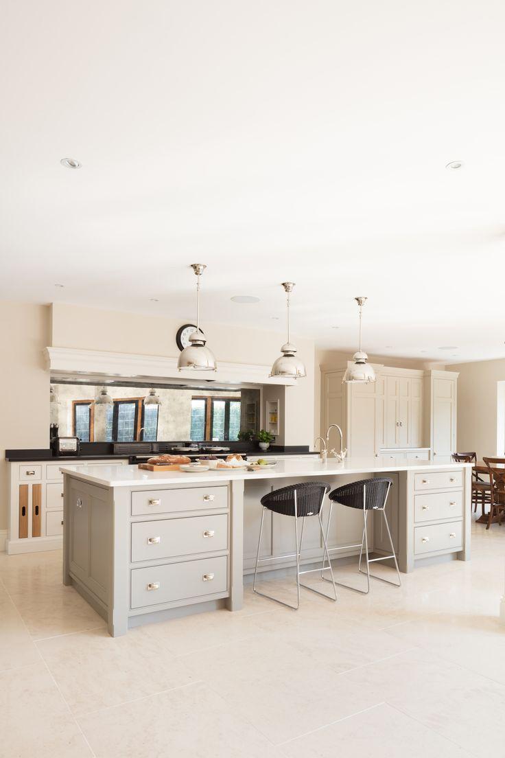 4433 best islands peninsulas images on pinterest modern bespoke family kitchen gerrards cross