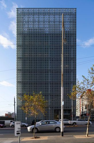 Sean Godsell Architects — RMIT Design Hub — Europaconcorsi