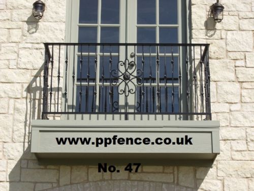 Building-reg-Juliet-Balcony-Balustrades-Fencing-No-47-HIGH-QUALITY
