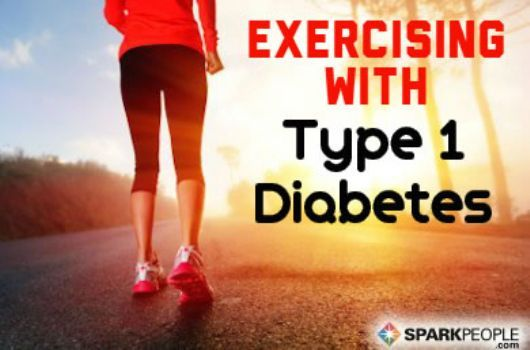 Exercising Safely with Type 1 Diabetes | SparkPeople