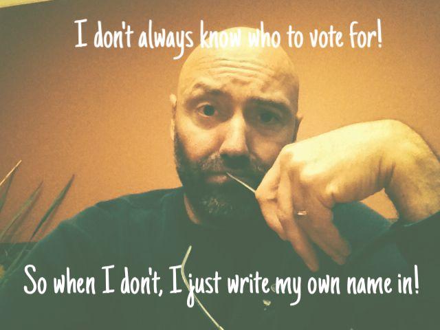 Voting meme