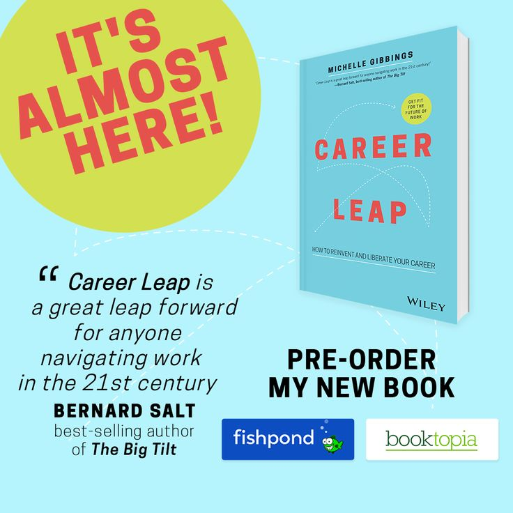 We're super proud of our client, @michellegibbings on the release of her 2nd book, #CareerLeap! Career Leap sheds light on the choices you make, and the steps you can take to reignite, reshape and liberate your career. Get your copy here: --- #training #education #learning #learn #progress #lifelessons #makeithappen #empowerment #empower #practicemakesperfect #personaldevelopment #nevergiveup #striveforgreatness #innovation #changeyourlife #keeppushing #challengeyourself