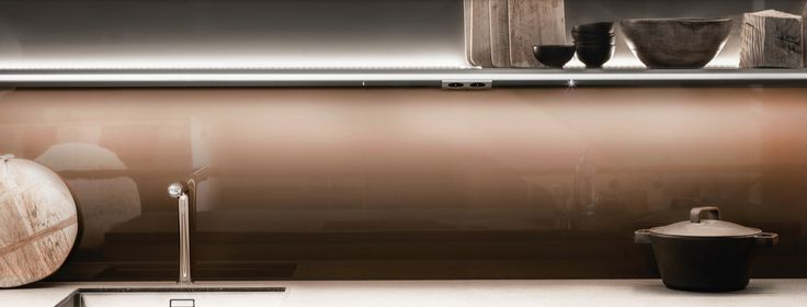SieMatic S2 & SE / Surfaces: SQ Lacquer Sterling Grey Matt, Graphite Grey & Natural Walnut Veneer / Worktop - Volcanic Stone Basaltina Matt / Steven Christopher Design