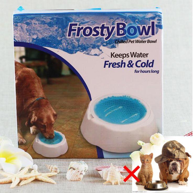 Pet Cat Dog Food Fresco de Enfriamiento Rápido de aislamiento Cuencos Velocidad Cuencos Para Mascotas Tazón de Helado de Hielo Frío en Productos de Alimentación de Hogar y Jardín en AliExpress.com | Alibaba Group