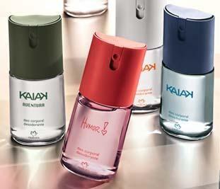 Experimente os Deos Corporais Natura. As fragrâncias queridinhas da Natura agora em desodorantes para levar com você.
