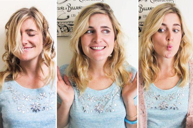 ¡Listo! Un cambio para tu pelo en pocos minutos. #StreetHair #BeautyHair