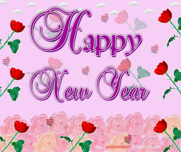 12 Happy New Year Greeting Cards Musical 2014 - Online Cards
