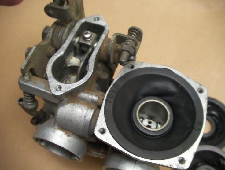 Yamaha XT 350 y SRX Teikei YDLS Carburador diafragmas XT350 SRX250