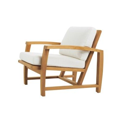The First Cabin Collection From Summit Furniture, Club Chair With Seat And  Back Cushions.
