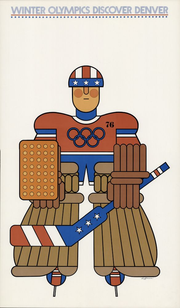 Denver Named Host City for 1976 Winter Olympics  Some of the events, like figure skating and ice hockey, were to be held at the Colosseum and DU.