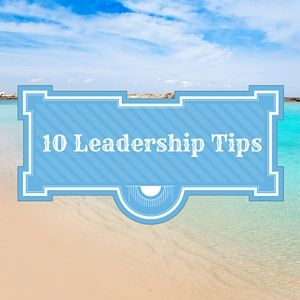 Leadership tips: Network Marketing isn't just about residual income.   It's about developing people.