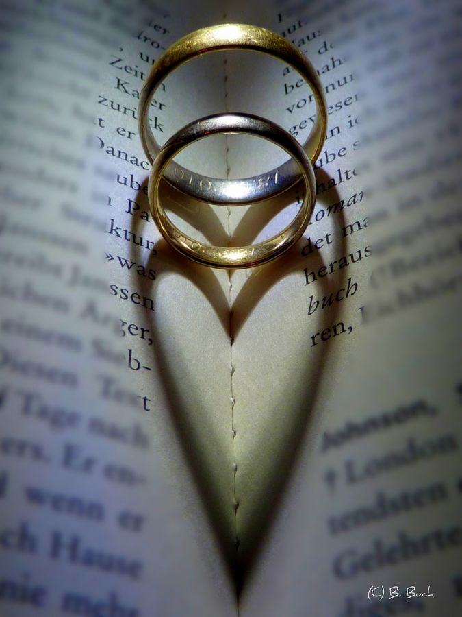 Wedding, would love it in the Bible