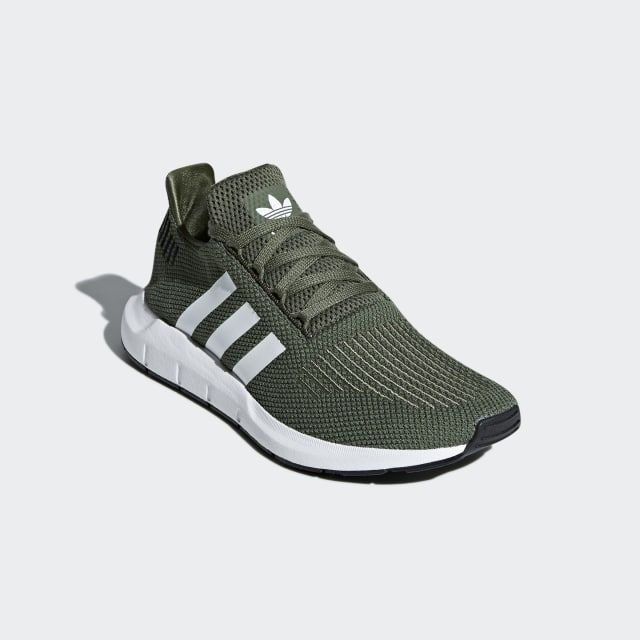 adidas Swift Run Shoes - Green | adidas
