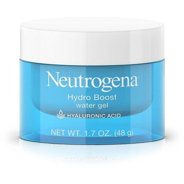 Neutrogena Hydro Boost Water Gel ($20) ❤ liked on Polyvore featuring beauty products, skincare, face care, neutrogena skincare, neutrogena skin care and neutrogena