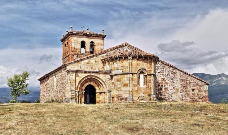 Villacantid, Campoo de Suso, Cantabria - Iglesia de Santa María la Mayor