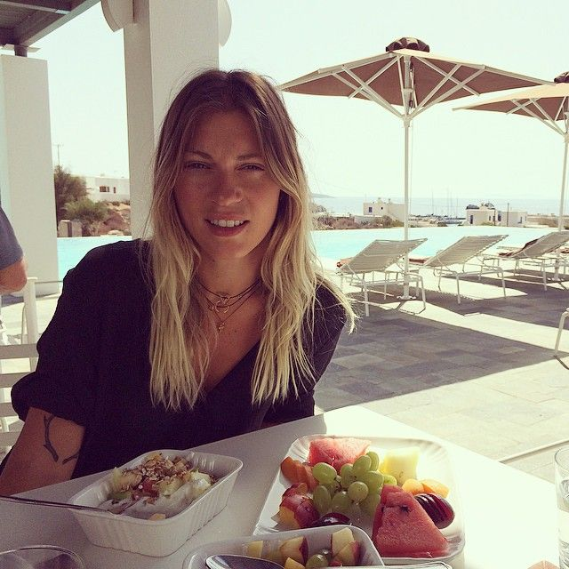 Breakfast time at #AnemiHotel Photo credits: @sorinafredholm