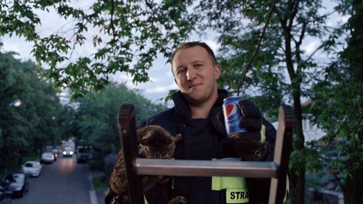 #WyzwanieSmakuPepsi 2016 - Strażacy
