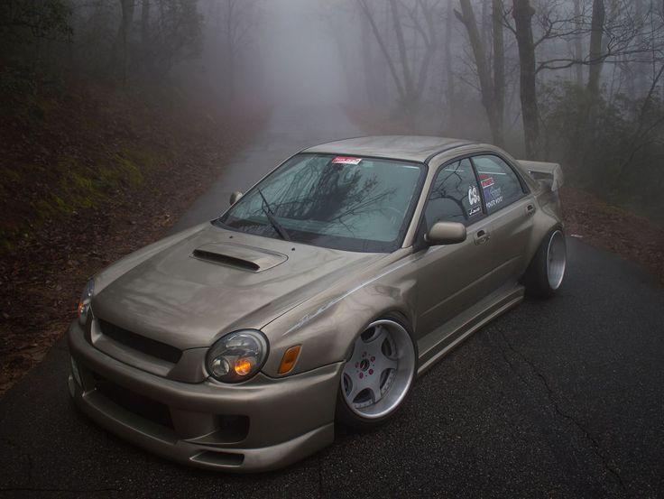 Subaru Impreza Bugeye Tuning Tuning Pinterest Subaru
