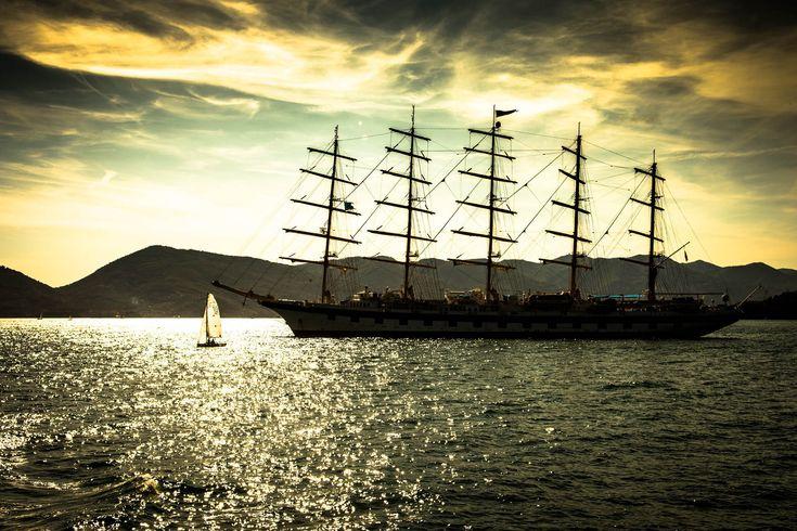 Sunset Calm by Luigi Lopomo on 500px