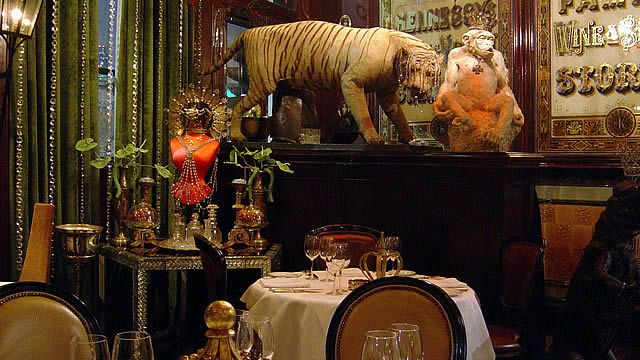 Quirky London restaurants