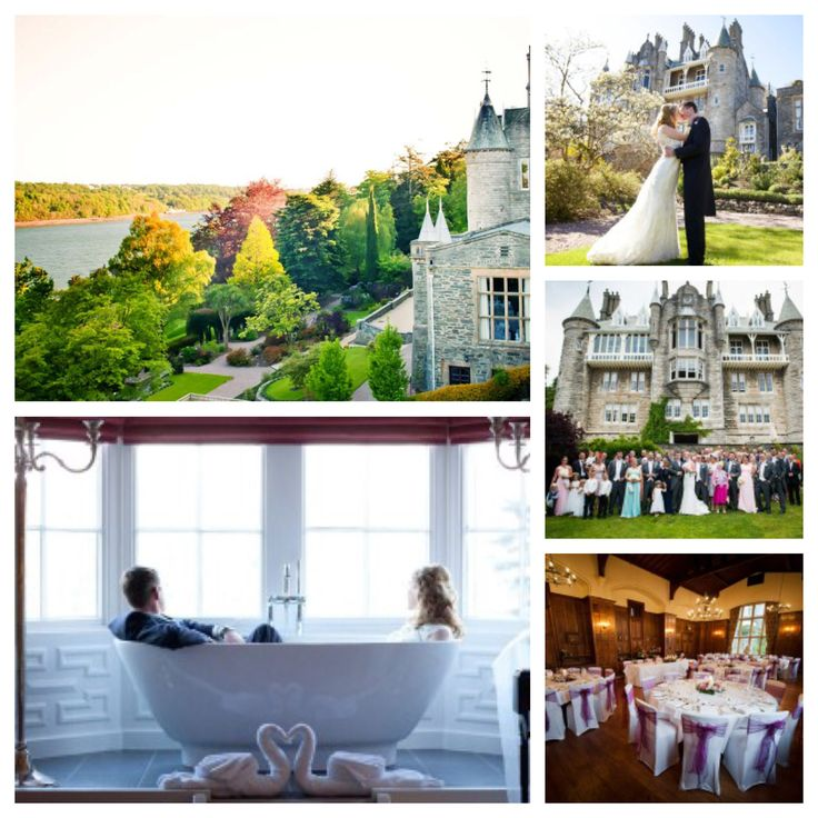 Get married at Château Rhianfa and continue an age-old story…Fantasy meets reality at our unique wedding venue in Anglesey. Chateau Rhianfa, a glorious grade II listed waterside Welsh hotel a stone's throw from Snowdonia. With striking gothic architecture married with modern charm, this romantic retreat is the ideal balance of character and elegance
