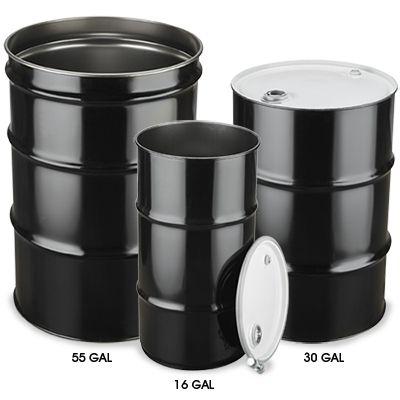 25 best ideas about 55 gallon steel drum on pinterest for Metal 55 gallon drum