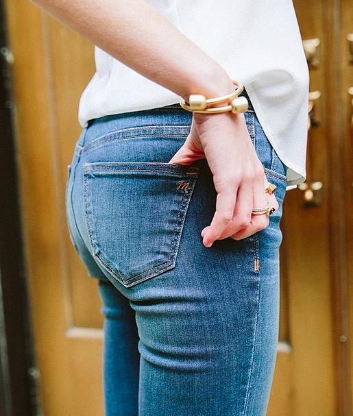 How to find the best (and most flattering) jeans for YOUR butt shape