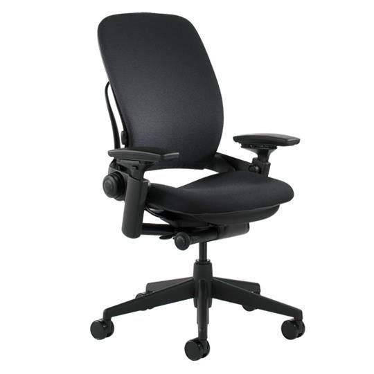 Leap Chair Fabric, Steelcase's best ergonomic chair | Steelcase Store