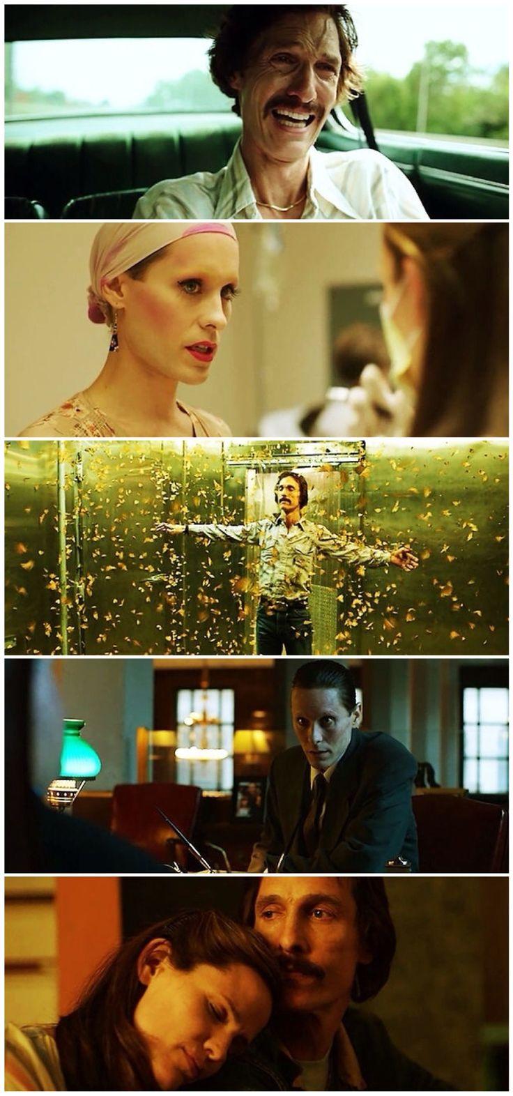 Dallas Buyers Club (Jean-Marc Vallée, 2013) #DallasBuyersClub #MatthewMcConaughey #JaredLeto