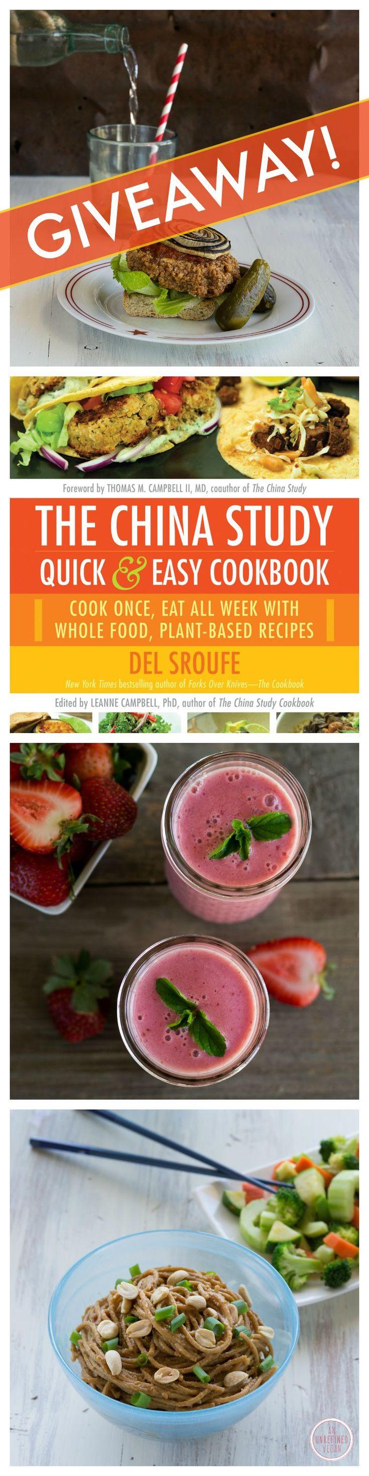 Plant-Based Diet Recipes - Center for Nutrition Studies