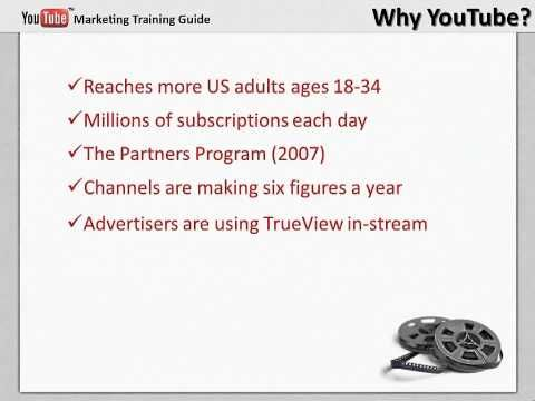 Why 70 million Businesses Need Youtube Marketing Training To