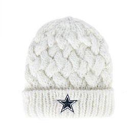 Dallas Cowboys Women's Talullah Knit Cap