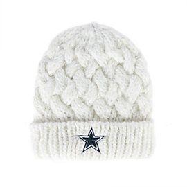 Dallas Cowboys Women's Talullah Knit Cap...Want!