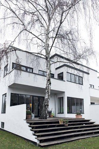 House by Hans Dahlerup Berthelsen in Frederiksberg, Denmark, cca. 1930