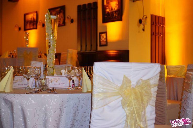 #decor #nuntă #gold theme #Margo #lumini arhitecturale