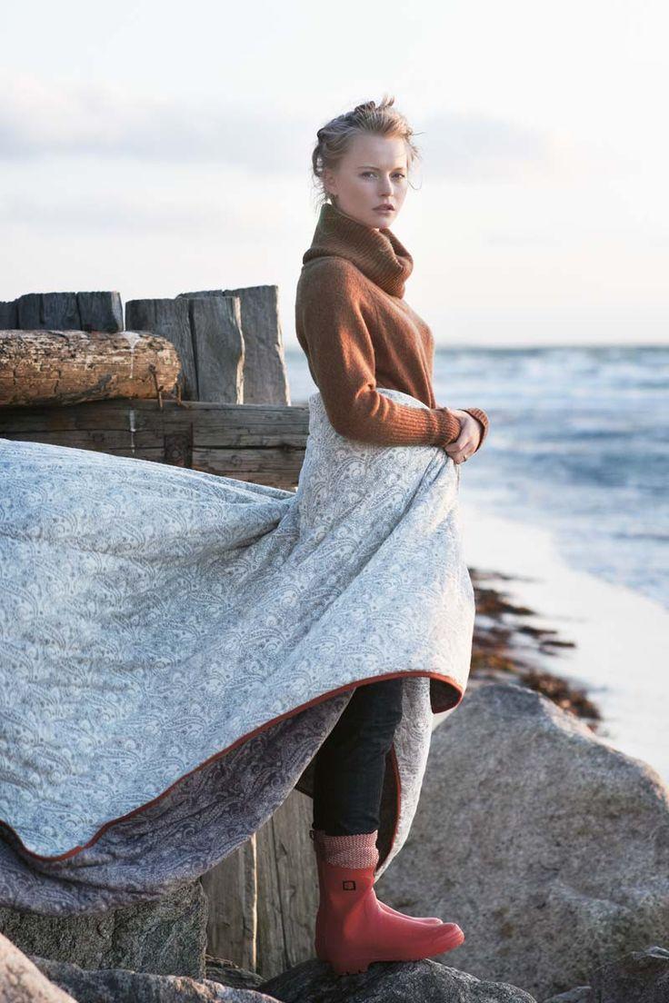 Wonderful sweater named Annie. :-)   Toast AW12 HouseandHome Autumn Winter Lookbook - 12 / 43