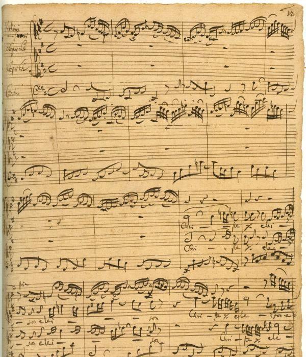Bach, Mass in B Minor