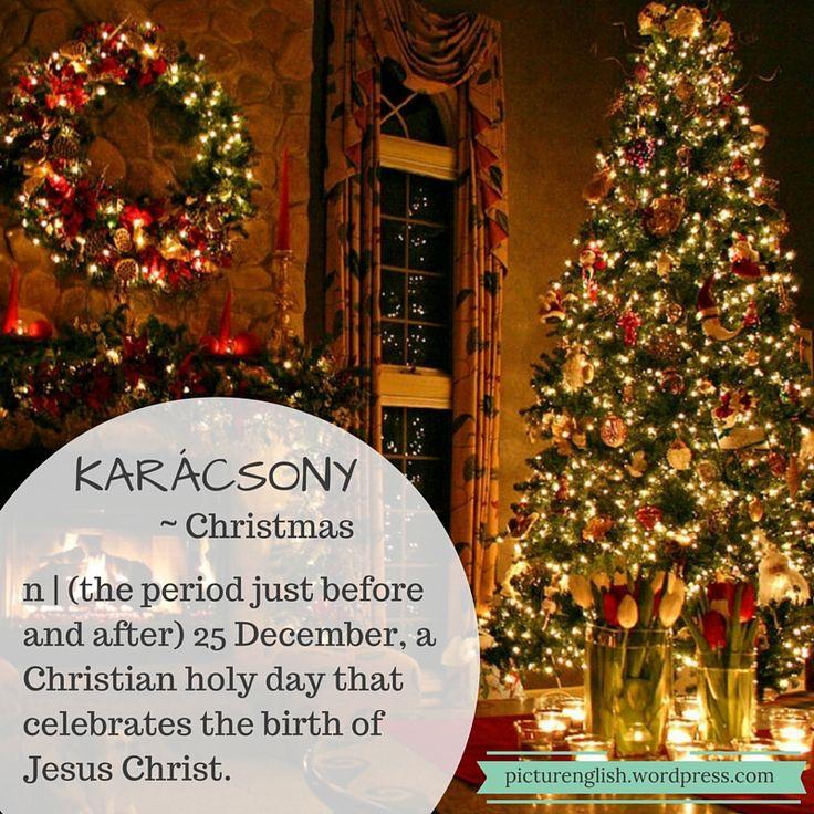 Christmas / Karácsony