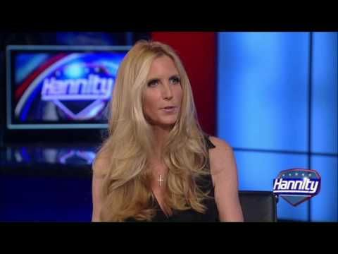 """Ann Coulter on The Sean Hannity Radio Show (3/21/2017)Published on Mar 21, 2017  Ann Coulter: """"There's zero evidence for the collusion with Russia claim but we do have evidence of the surveillance on Trump"""""""