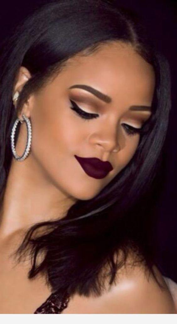 Labiales Que Son Ideales Para Piel Morena Maquillaje