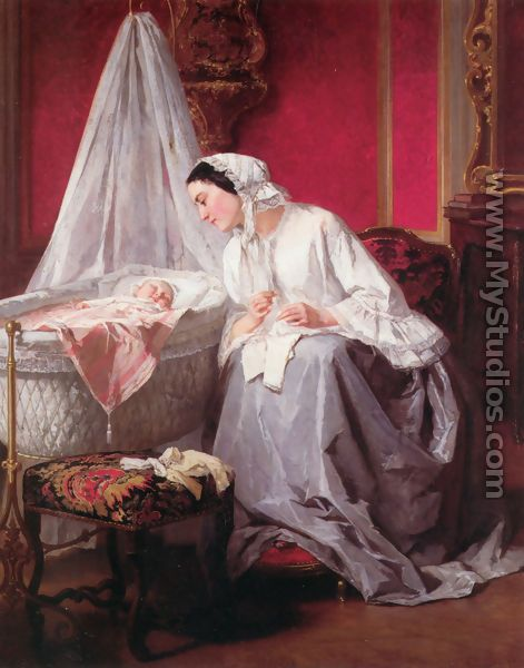 65 best Genre Paintings fashion & interiors images on Pinterest