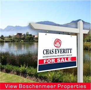 General Information on the Boschenmeer Golf Estate in Paarl in the Western Cape as well as some details of the local property arena.