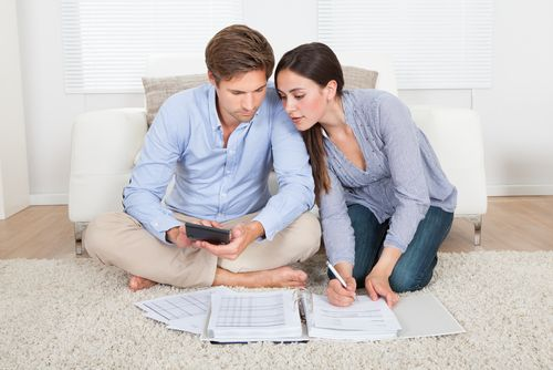It's no surprise to anyone that #financial stress is a big problem for many young #home owners. A well thought out #budget can help. http://goo.gl/jiMwsq