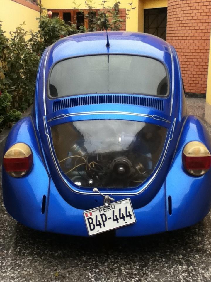 643 best images about Das Vintage VW Beetle's on Pinterest