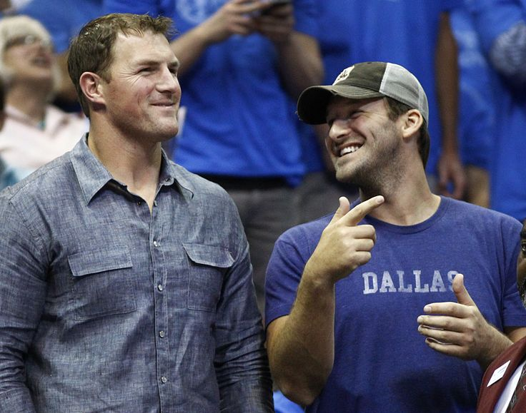 Tony Romo, Jason Witten Extend Their Support To Dallas Police