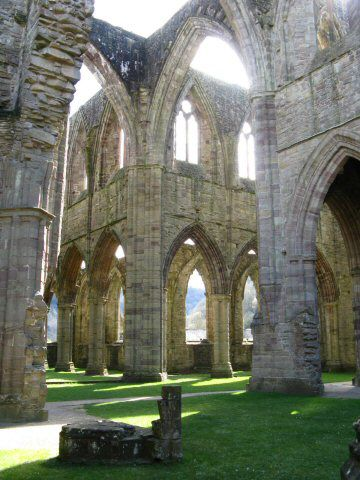Tintern Abbey, Forest of Dean