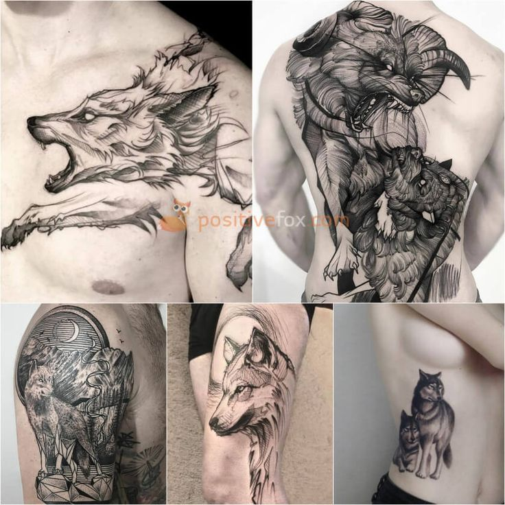 Best 25 Wolf Girl Tattoos Ideas On Pinterest: Best 25+ Wolf Tattoo Design Ideas On Pinterest
