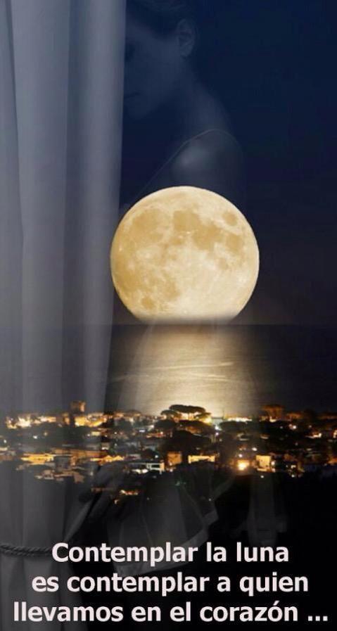 Esta noche el silencio es agua. El #Mar marca el ritmo, y el corazón no está tan solo.