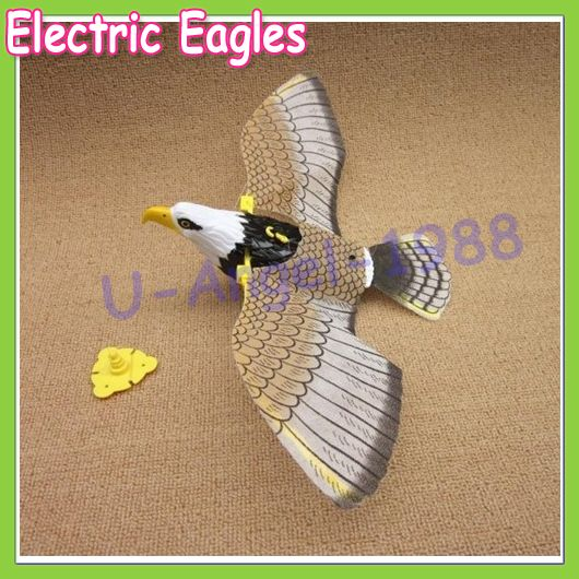 1pcs Electric eagles with sound and light can fly electronic toys birthday gifts for kids and children toys