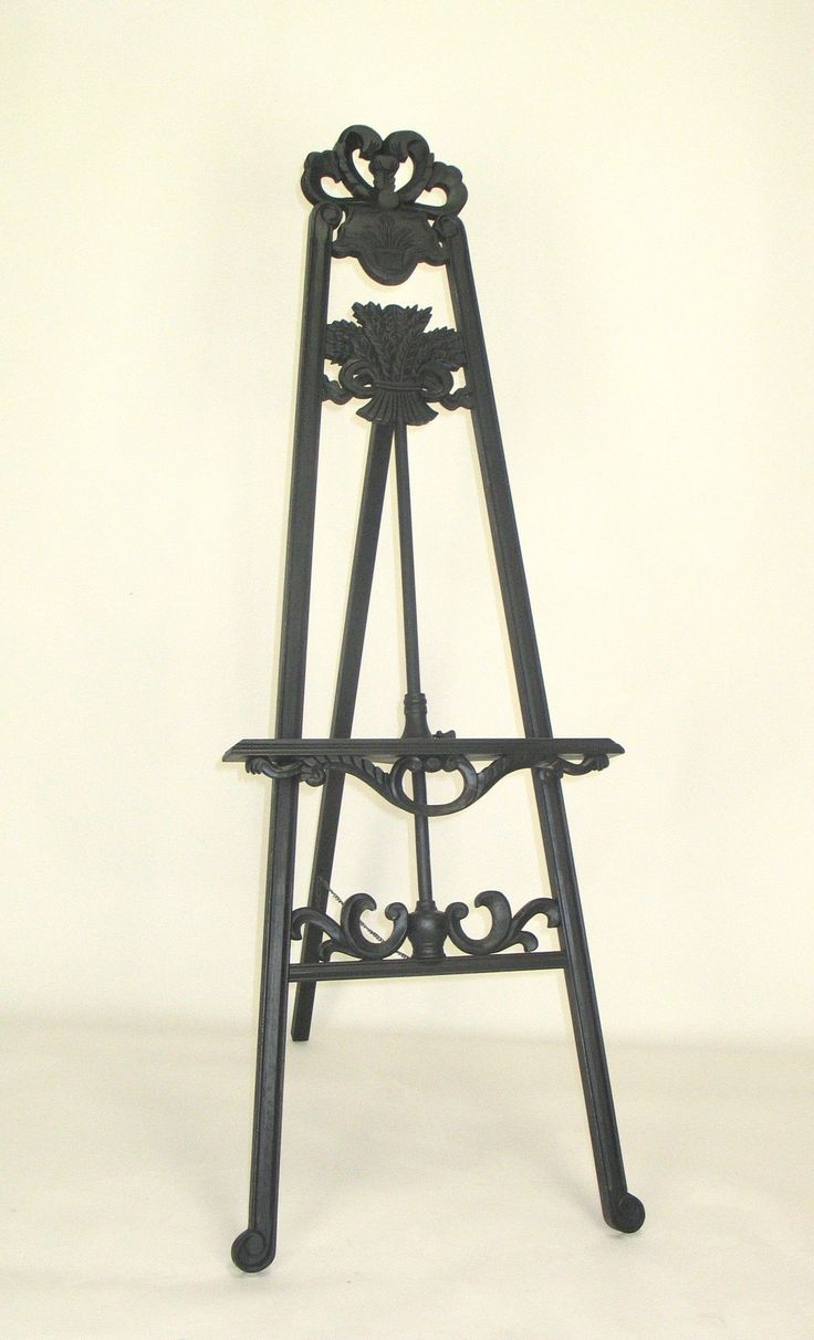 14 Best Victorian Easels Images On Pinterest Easels